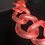 Thumbnail: Chain Links in Red