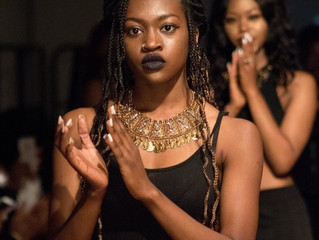 Fashion Week at VCU hosted by the African Student's Union
