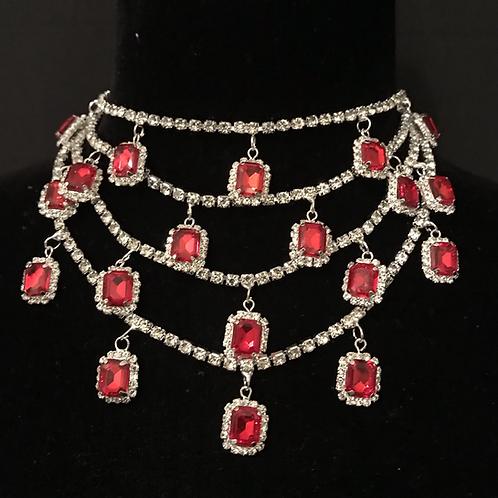Crimson Crown Jewels