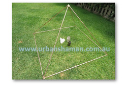 Copper Pyramid Capstone & Connectors