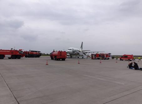 Praxissemester am Flughafen Dresden