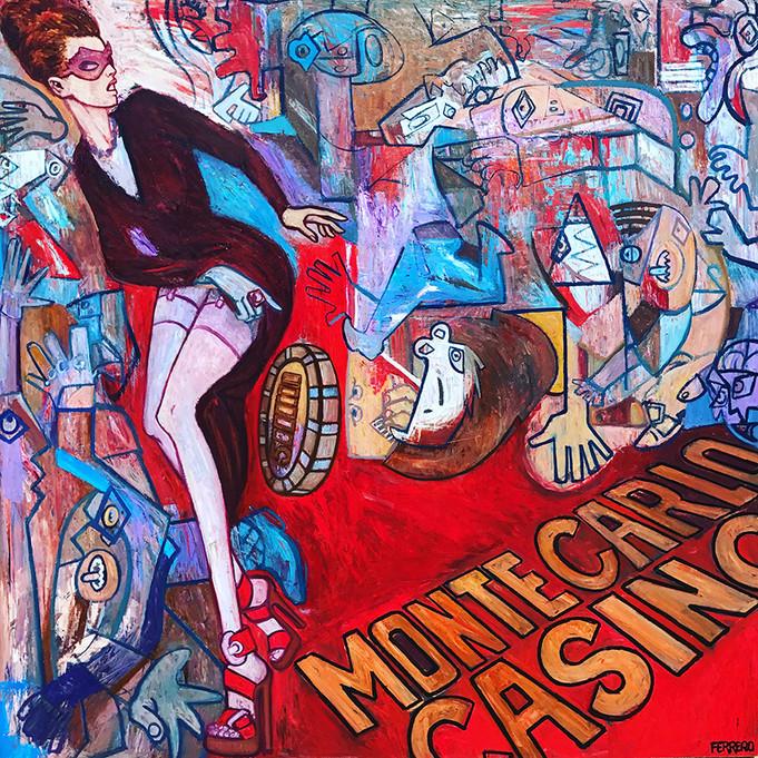 Que  fait une héroïne  du XXIe siècle lorsqu'elle se rend sur le red carpet du CASINO DE MONTE CARLO