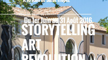 Storytelling Art Revolution