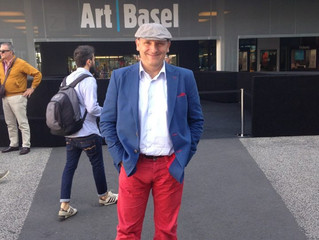 MARC FERRERO IN ART BASEL 2014