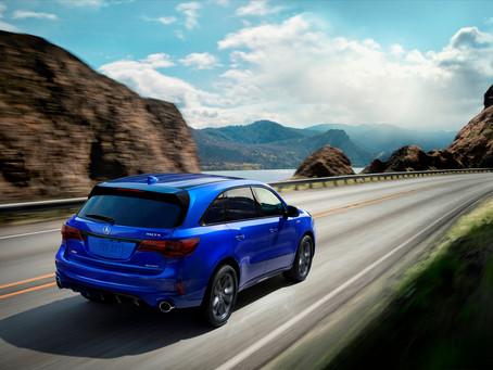 Acura MDX 2020: Un SUV de lujo que brilla con luz propia