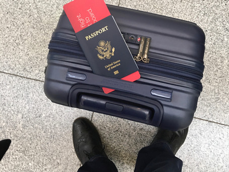 Consejos para trámites de pasaporte y viajes internacionales
