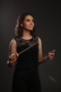 Zoë Kundu - Conductor