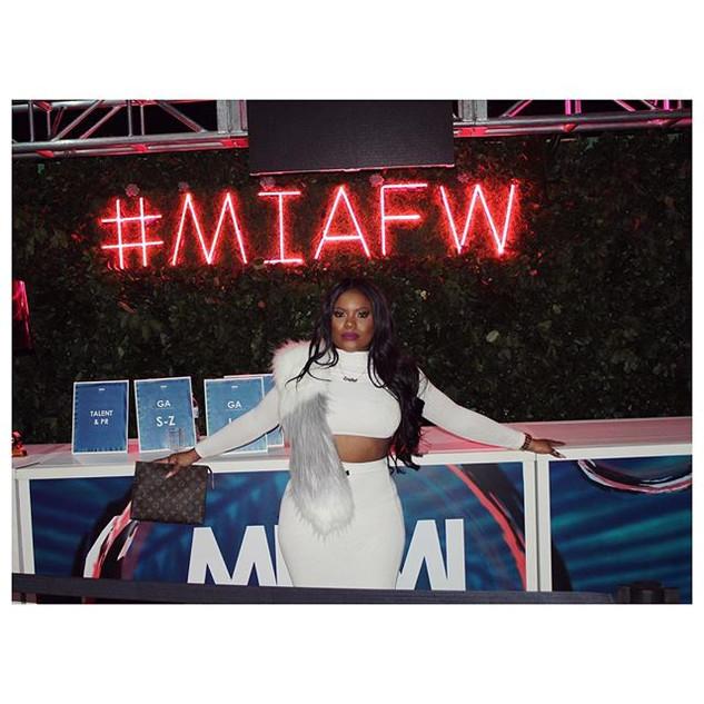 Miami Fashion Week Look!