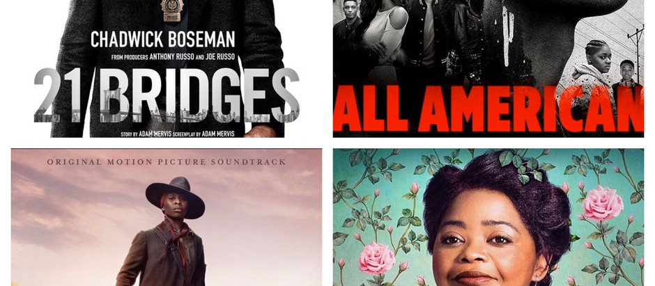 Quarantine & Chill: 10 Movies and Shows Starring Black Actors That are a Must See