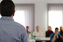 Instructor training group