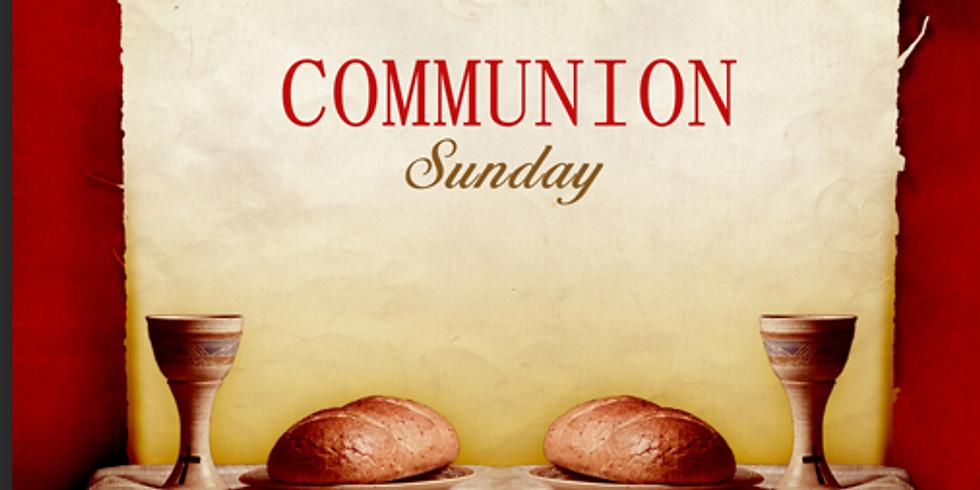 Sunday Morning Service November 1, 2020