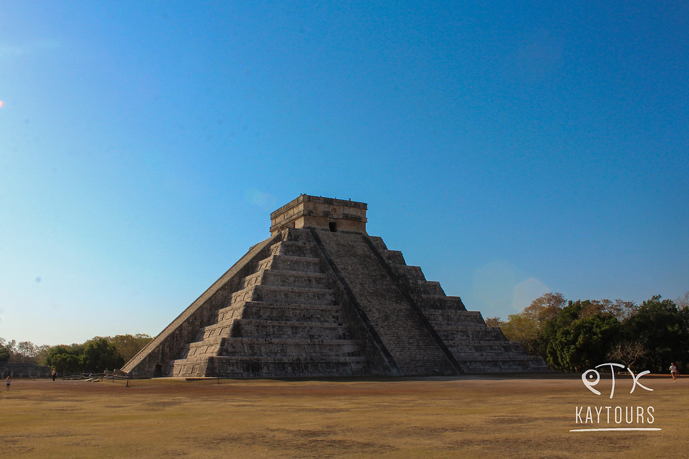 Chichen Itza without the crowds!