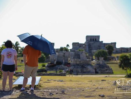 Het weer in de Riviera Maya