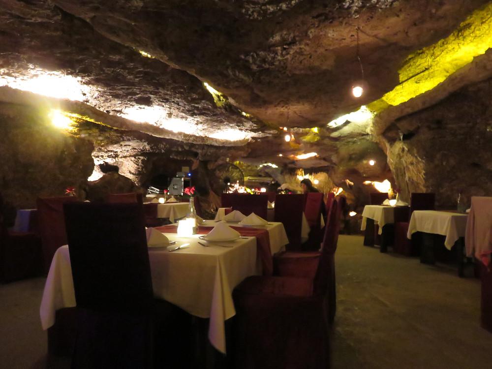 Alux cenote restaurant Playa del carmen