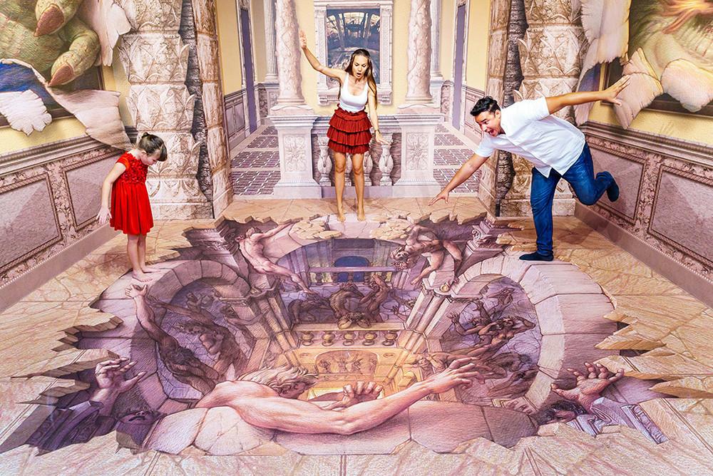 Image (c) 3D World of Wonders