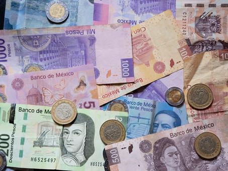 Welke munt wordt gebruikt in Mexico?