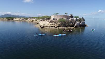 Development of kayaking and bird-watching eco-tourism.