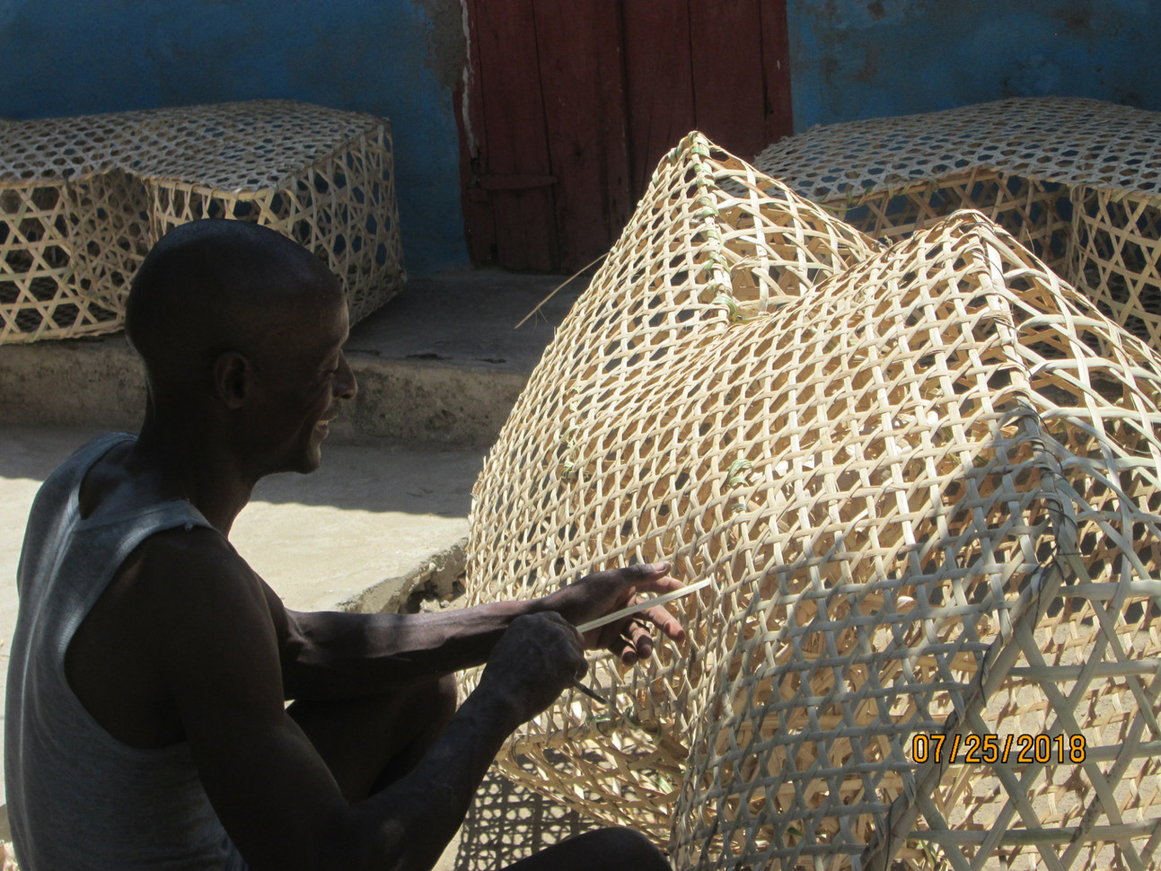 More sustainable fishing gear distributed to two communities.