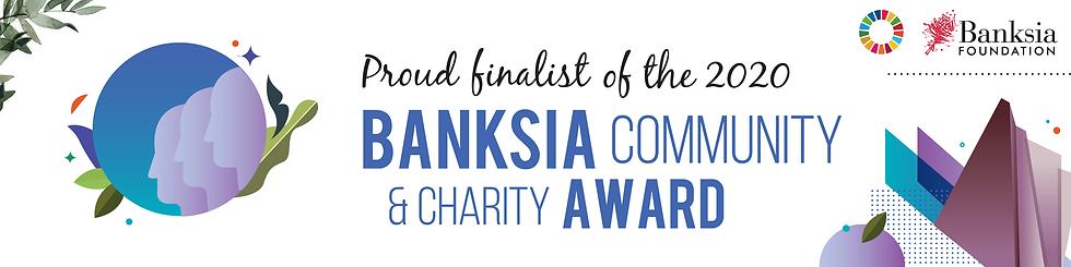 Proud Finalist Banner 2020_Community & C