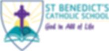 St Benedict's Catholic School _ logo 2.j