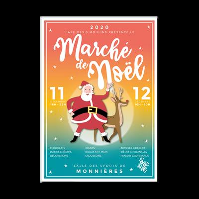 Marché de Noël de Monnières
