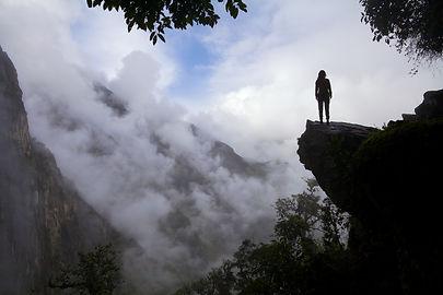 tourist near Machu Picchu - Peru.jpg
