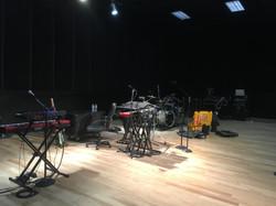 Broods Rehearsal TM / Monitors