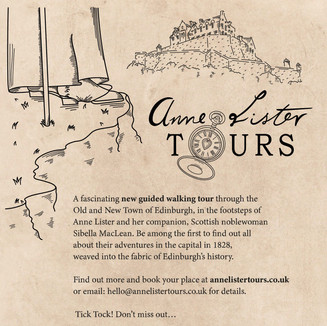 Anne Lister Tours