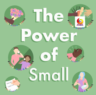 The Power of Small with LGBT Health and Wellbeing