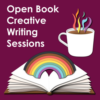 Open Book Creative Writing Sessions with LGBT Health and Wellbeing
