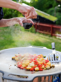 Matlagning ute