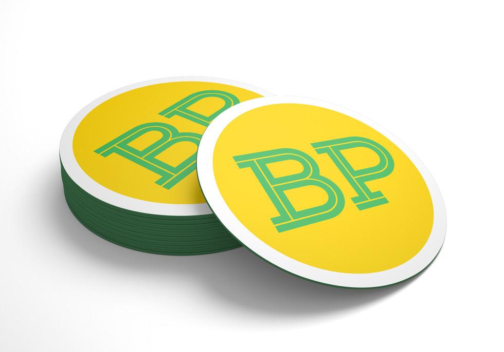 BP ölunderlägg
