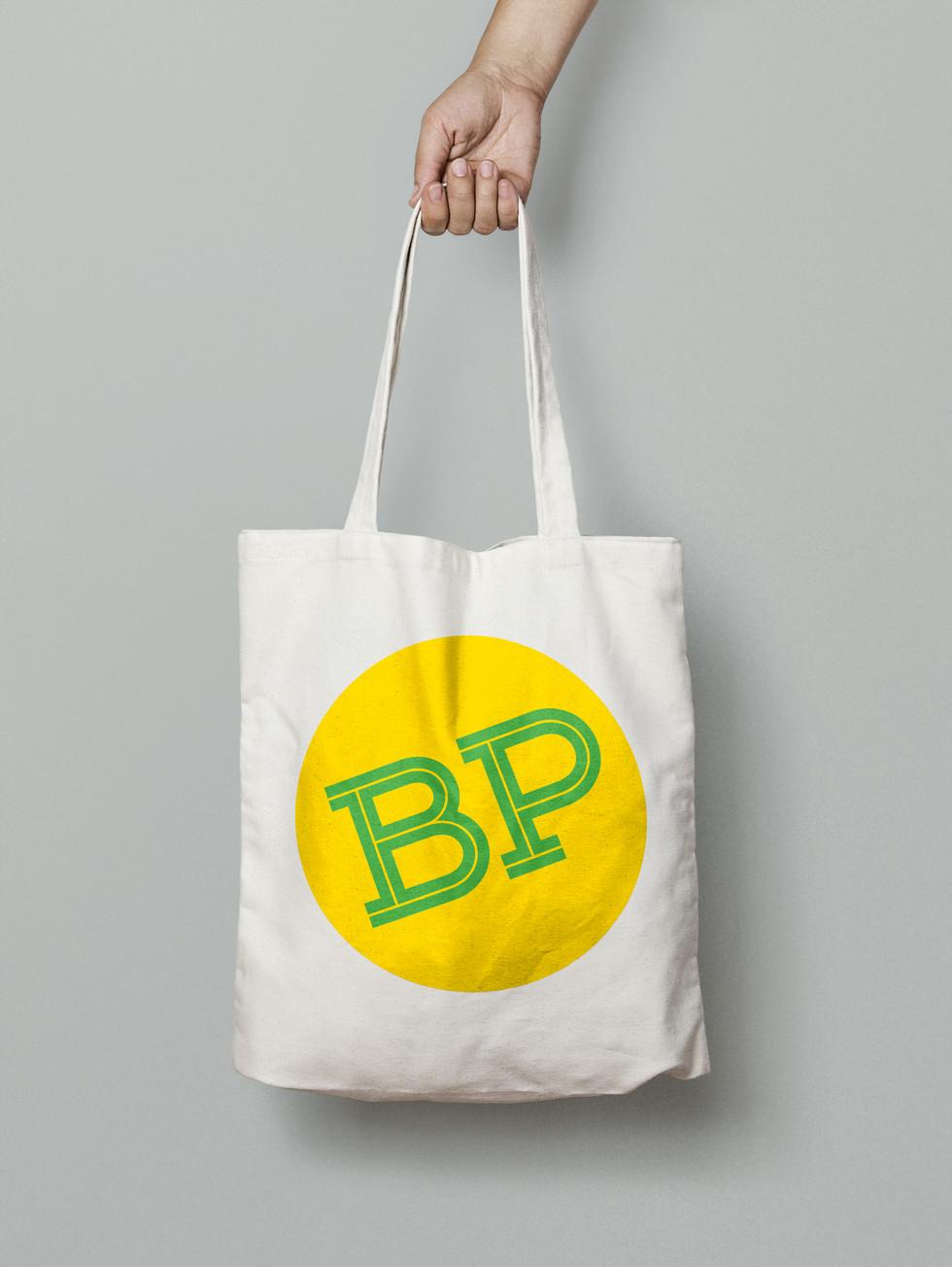 BP Tote Bag