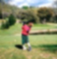 Bryce Poulin, PGA - Youth Golf - Began golf at age 4