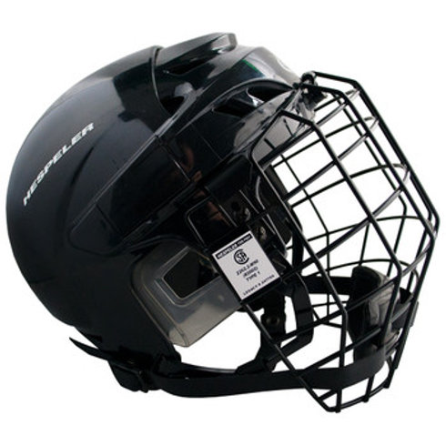 Hespeler Youth/Adult Small Hockey Helmet Combo