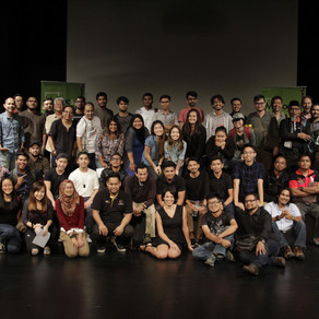 1 Day Camera & Sound Workshop with Goethe Institute