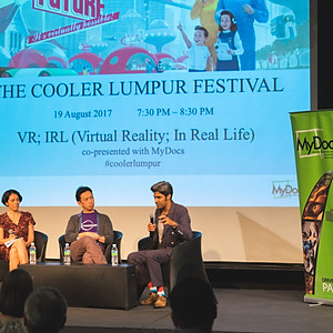 MyDocs at Cooler Lumpur Festival
