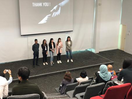Taylor's BMC Student Presentation