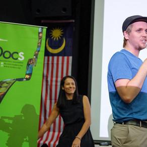 Malaysian premiere of 'Hamada' with special guest, IDFA programmer Jasper Hokken