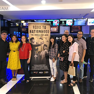 Road To Nationhood: The Undeclared War Screening