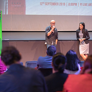 Malaysian Premiere of 'A Good Day to Die: Hoka Hey'