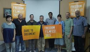 Freedom Film Festival Film Grant Pitch Session
