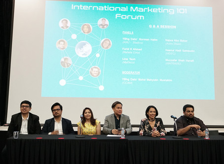 MyDocs at the International Marketing 101 Forum