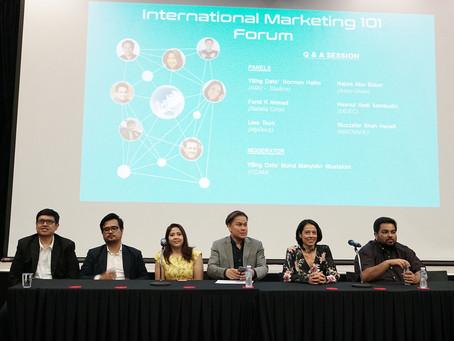 MyDocs at the International Marketing 101 Forum