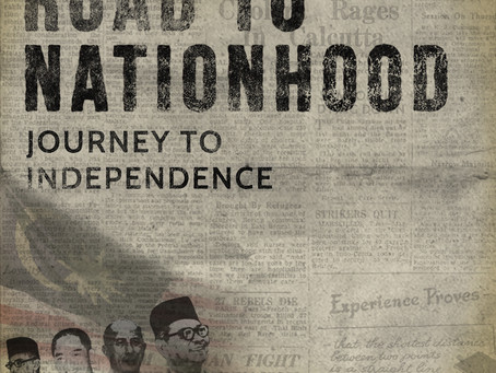 Screening: Road to Nationhood: Journey to Independence