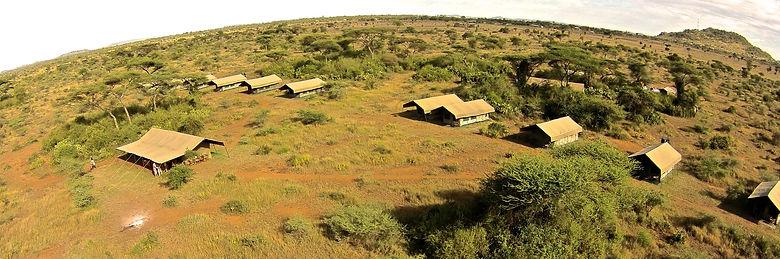 Migration Serengeti or Ndutu Camp Tanzanie | Wildlands Mobile Camp | Tanzanie