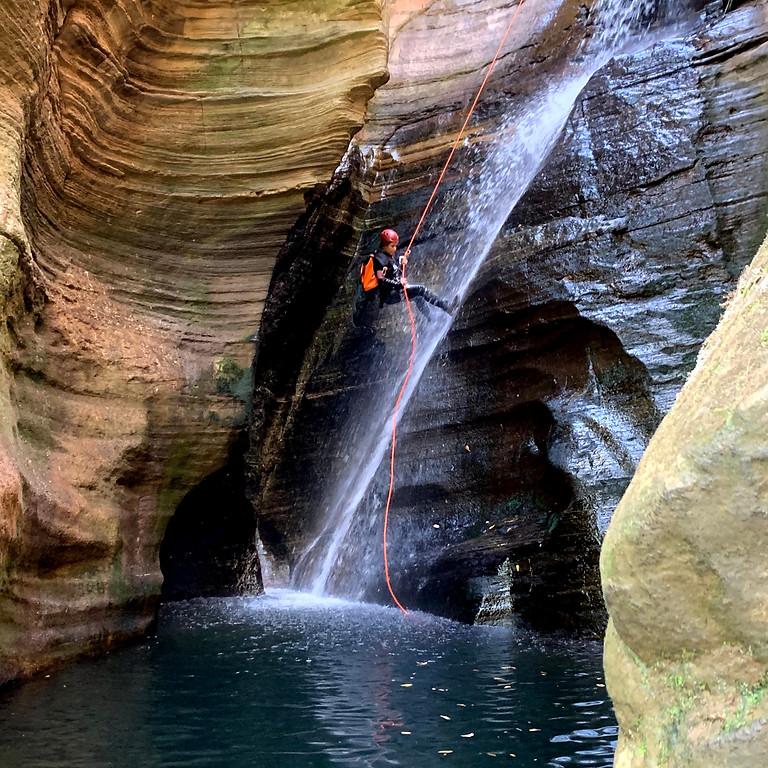 Canyon das Andorinhas