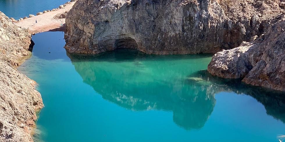 Mergulho Lagoa dos Cristais definitivo