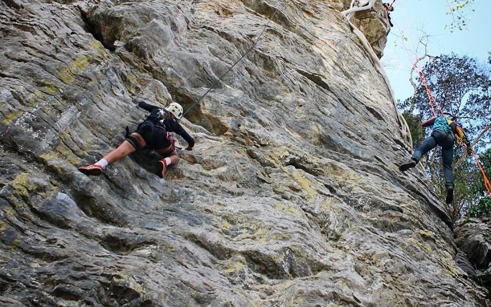 Escalada Morro da Pedreira