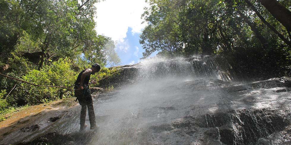 Rapel Cachoeira do Girassol